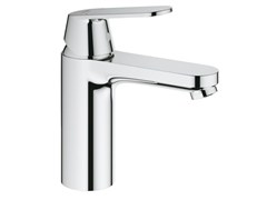 - Countertop single handle washbasin mixer EUROSMART COSMOPOLITAN SIZE M | Washbasin mixer without waste - Grohe