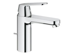 - Countertop single handle washbasin mixer EUROSMART COSMOPOLITAN SIZE M | Washbasin mixer with pop up waste - Grohe