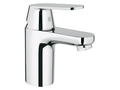 - Countertop single handle washbasin mixer EUROSMART COSMOPOLITAN SIZE S | Washbasin mixer without waste - Grohe