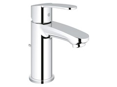 - Countertop single handle washbasin mixer EUROSTYLE COSMOPOLITAN SIZE S | Washbasin mixer with pop up waste - Grohe