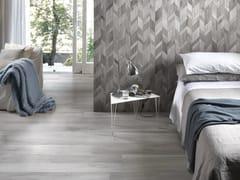 Pavimento/rivestimento in gres porcellanato effetto legnoEVER - CERAMICA RONDINE