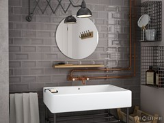 - Indoor white-paste wall tiles EVOLUTION-INMETRO | Wall tiles - EQUIPE CERAMICAS