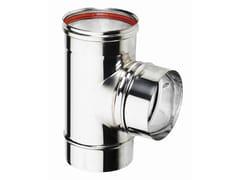 Canna fumaria in acciaio inoxEX-TA CE® - ATRITUBE HVAC PRODUCTS - G. IOANNIDIS & CO. P.C.