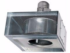Ventilatore elicocentrifugo cassonato per evacuazione fumoEXONE F400 - ALDES