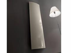 Radiatore in alluminio estruso a pareteEXTRÓ S - RIDEAHEATING