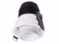 - LED adjustable round built-in lamp Esem 4.2 - L&L Luce&Light
