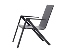 - Wooden chair with armrests FÉLIX | Chair - PER/USE