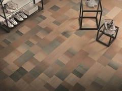 Pavimento/rivestimento in gres porcellanato effetto legnoFABULA JUNGLE - CERAMICHE CAESAR