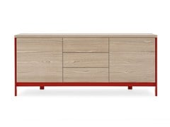 - Sideboard with doors FACTORY | Sideboard with drawers - Calligaris