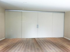 Porta scorrevole in legnoFAN - A2B DOORS