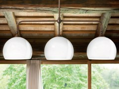 - Glass pendant lamp FARMACIA | Glass pendant lamp - Aldo Bernardi