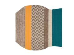 - Striped wool rug FAROL - GAN By Gandia Blasco