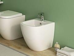 - Ceramic bidet FASTER | Bidet - Hidra Ceramica