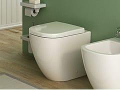 - Ceramic toilet FASTER | Toilet - Hidra Ceramica