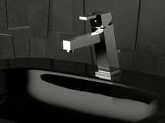 - Washbasin tap with automatic pop-up waste FEBO Q | Washbasin mixer - Signorini Rubinetterie