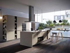 Cucina componibile in legnoFEEL | Cucina - SNAIDERO