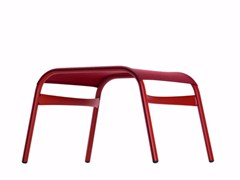- Footstool FEETFRAME COLORS - 431_C - Alias