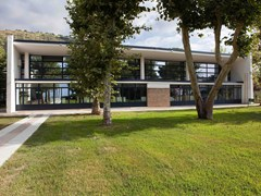 - Steel glass facade FERROFINESTRA® | Glass facade - OTTOSTUMM