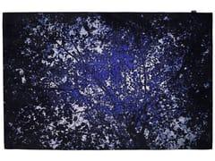 - Tappeto rettangolare a fiori FEUILLAGE - VIDAME CREATION