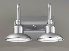 - LED metal wall lamp FIAT BALILLA   Metal wall lamp - Aldo Bernardi