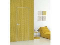 - Porta a filo muro decorabile FILO A FILO - DECORABILI - PORTEK by LEGNOFORM