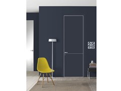 - Flush-fitting lacquered door FILO A FILO - FOR DECOR - PORTEK by LEGNOFORM