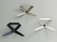 Appendiabiti da parete in metalloFIOCCO - MEME DESIGN