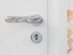 Maniglia in alluminio con bocchettaFIOCCO - NJ INTERIORS