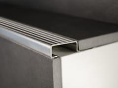 Profilo paragradino in acciaio inoxStairtec FIR - PROFILITEC