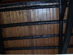 Vernice ignifuga per manufatti in legno e in MDFFIREBLOCK® TR - STARKEM® SRL