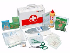 - First Aid cabinet First-aid case a2 basic contents - Würth