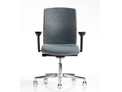 - Task chair with 5-Spoke base with casters FIT | Task chair with 5-Spoke base - D.M.