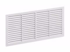 Griglia di ventilazione rettangolare in ABSGRIGLIA FISSA RETTANGOLARE - DAKOTA GROUP
