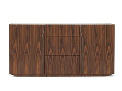 - Wooden sideboard FLAMINIA | Sideboard - Potocco