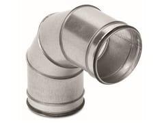 Canna fumaria in acciaio inoxFLANGE FITTINGS® - ATRITUBE HVAC PRODUCTS - G. IOANNIDIS & CO. P.C.