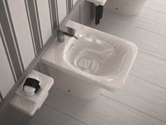 - Ceramic bidet FLAT | Bidet - Hidra Ceramica