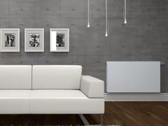 - Horizontal steel panel radiator FLAT LINE - VASCO