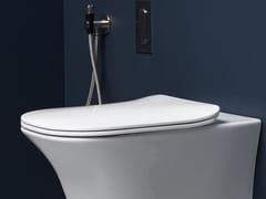 Sedile wc in resinaFLAT | Sedile wc - ANTONIO LUPI DESIGN®
