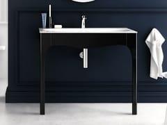 - Console washbasin FLAT | Washbasin - Hidra Ceramica