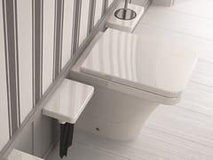 - Ceramic toilet FLAT | Toilet - Hidra Ceramica