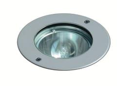 - Halogen die cast aluminium Floor Light FLEX F.1023 - Francesconi & C.