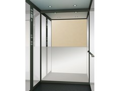 Cabine per ascensoriFLEXA - IGV GROUP