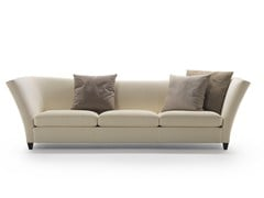 - 3 seater fabric sofa FLIGHT | Fabric sofa - FLEXFORM