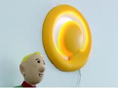 Lampada da parete a LED in gel poliuretanicoFLIP - GEELLI BY C.S.