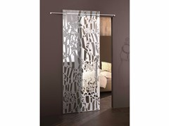 - Glass sliding door FLOS TRANSPARENT - Casali