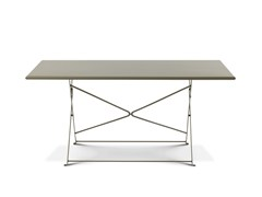 - Folding garden table FLOWER | Dining table - Ethimo