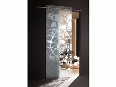 - Glass sliding door FLY - Casali