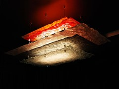 Lampada a sospensione a LED in vetroFOG - BARANSKA DESIGN