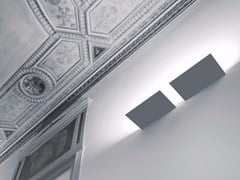 - Metal wall lamp FOIL | Wall lamp - DAVIDE GROPPI