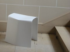 - Glass-fibre stool FOLDSTOOL - Specimen Editions